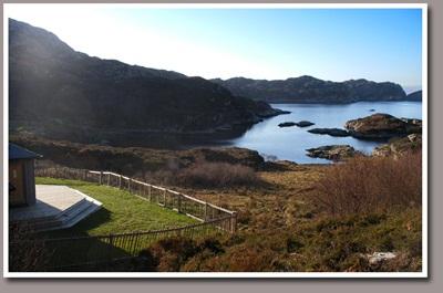 Scottish Island Retreat:  Isle of Rona