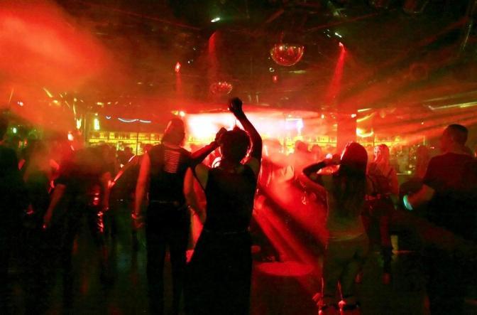 clubbing holidays 1