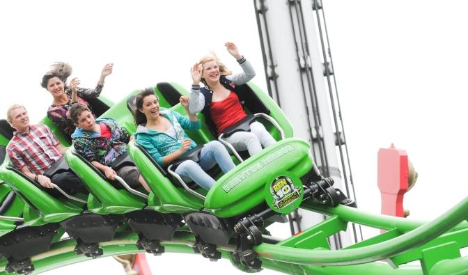 Drayton Manor Theme Park, England