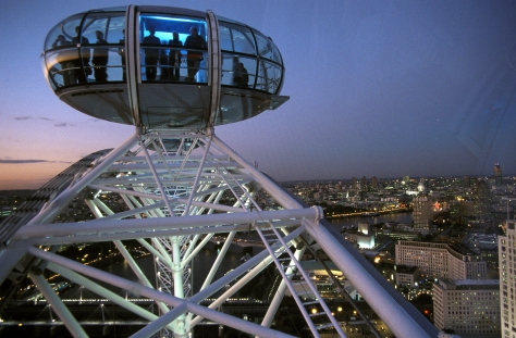 London Eye Credit : Visit Britain Images