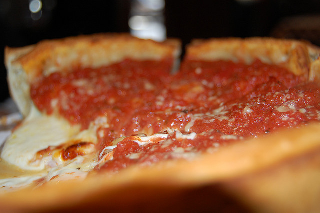 The World's Greatest Pizza Can Be Found in America