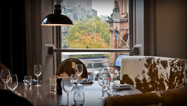 Kyloe Restaurant Scotland