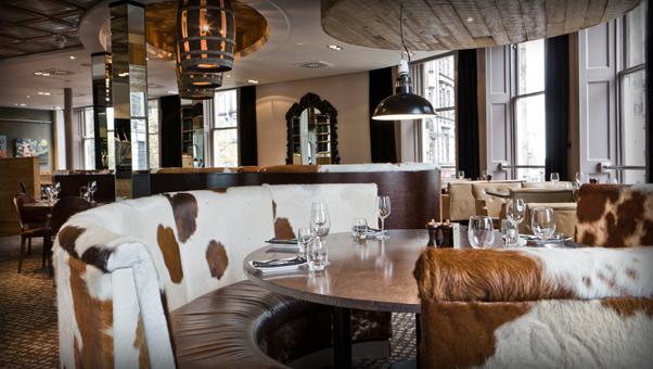 Kyloe Restaurant and Grill, Edinburgh