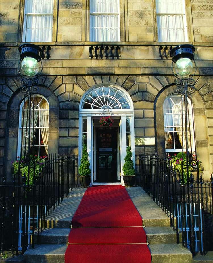 Roxburghe Hotel, Edinburgh