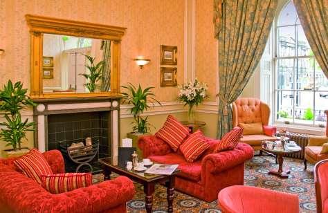 Roxburghe Hotel, Melrose Lounge 1