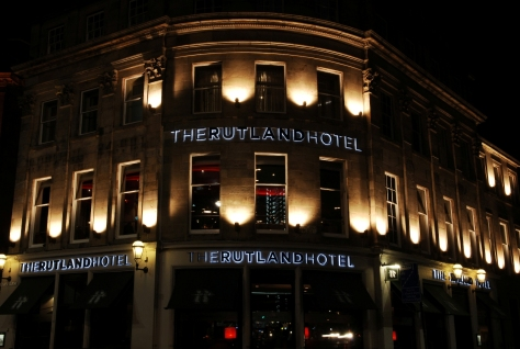 The Rutland Hotel, Edinburgh