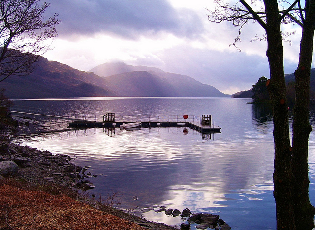 visiting loch lomond and the trossachs
