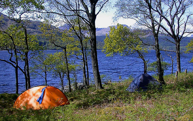 Camping on Loch Lomond: What you need to know