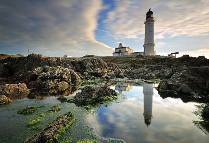 Corsewall Lighthouse, Dumfries and Galloway