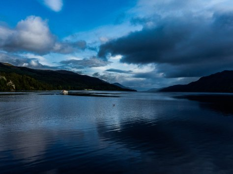 Loch Ness Caledonian Canal